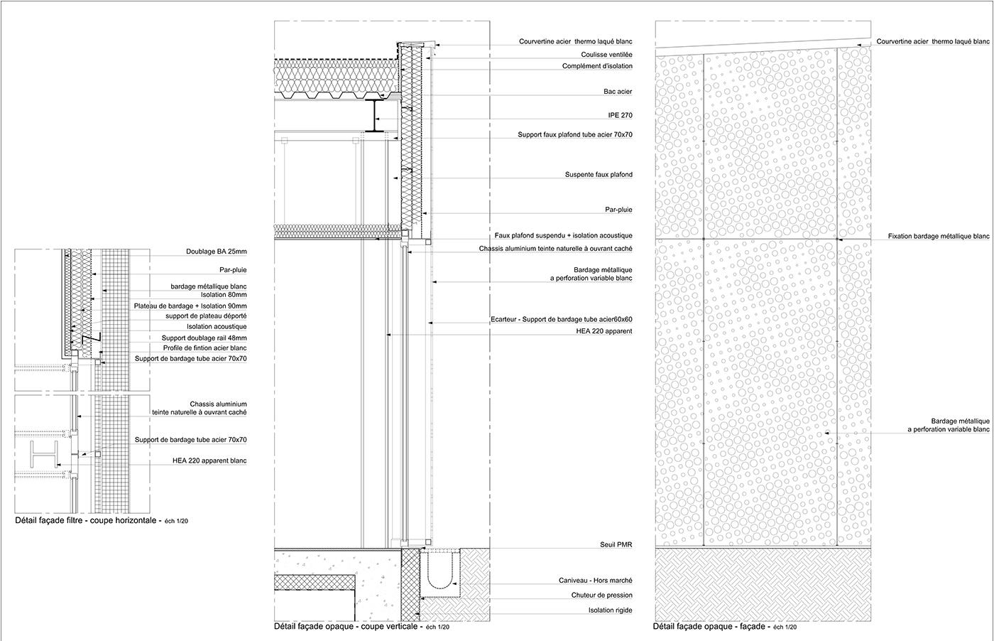 Claustra Définition concernant claustra métallique | g.o-architectes