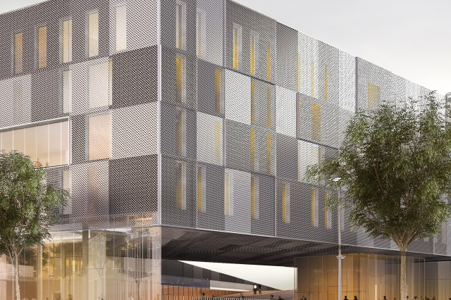 Agence blocs gris g o architectes for O architecture lambersart